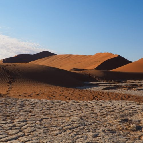 Big Daddy Dune, Sossusvlei Sesriem, Namibia