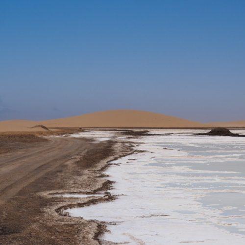 Gita tra le dune a Walvis Bay con Sandwich Harbour 4x4