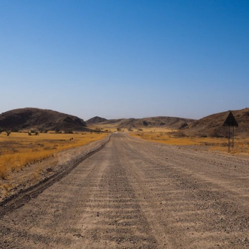 Strade in Namibia