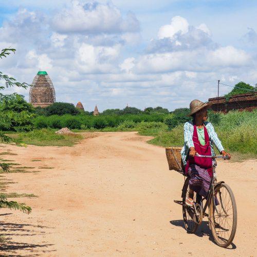 Pianura di Bagan, Myanmar