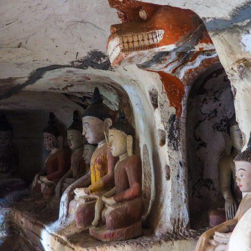 Hpo Win Daung, Buddha, Monywa, Myanmar