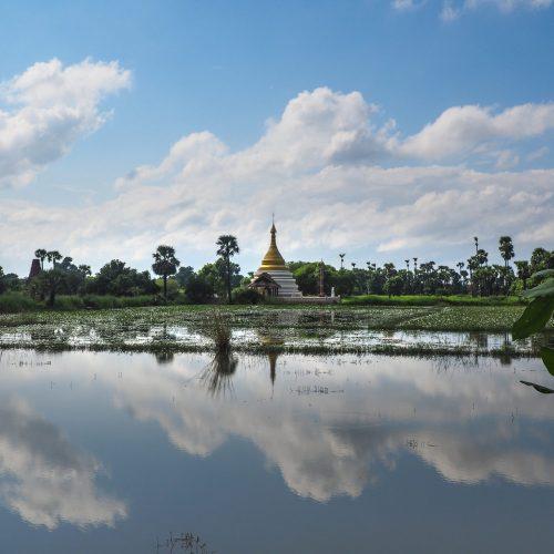 Inwa, Pagoda, Myanmar