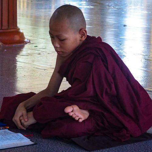 Monaco di Bago, Myanmar