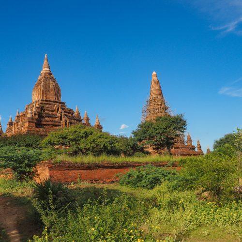 Seinnyet Nyima Paya, Bagan, Myanmar