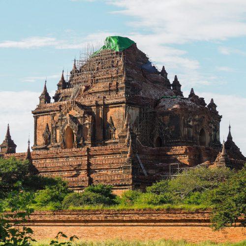 Sulamani Paya, Bagan, Myanmar
