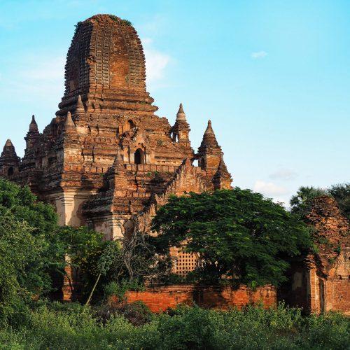 Thambula Paya, Bagan, Myanmar