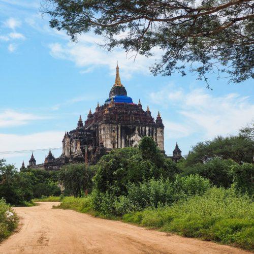 Thatbyinnyu Pahto, Bagan, Myanmar