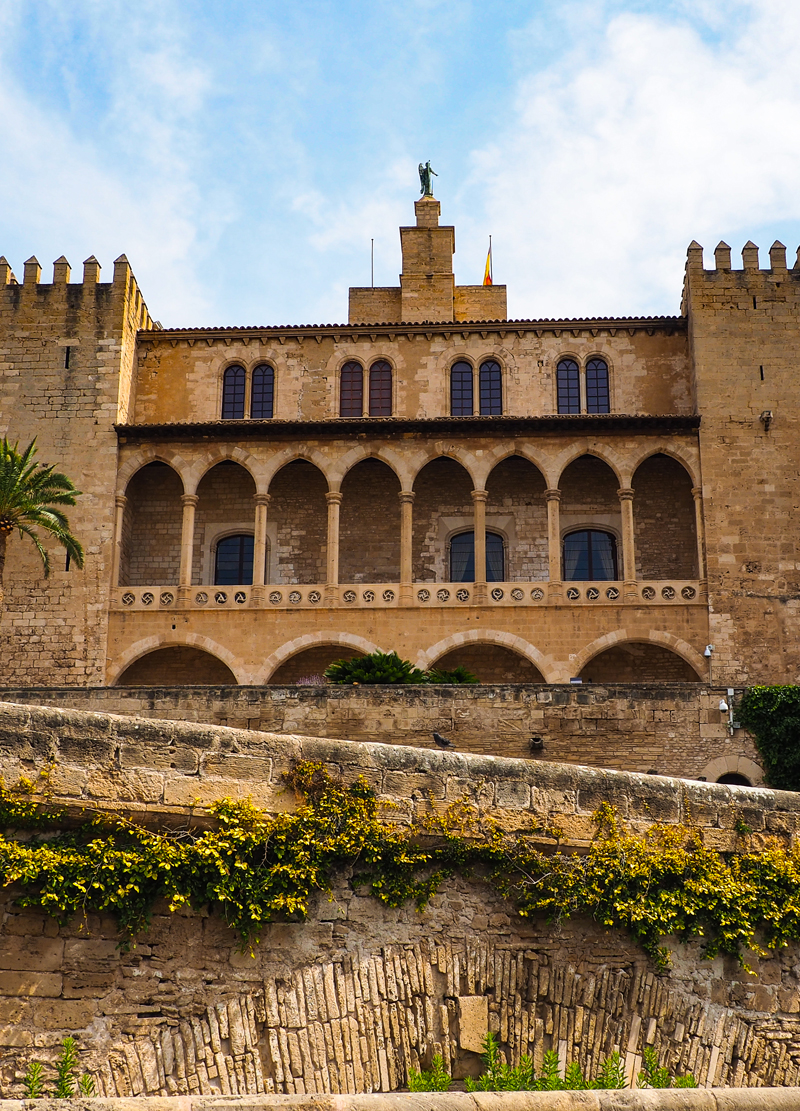 Palacio Almudaina - Palma